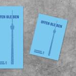 Fernsehturm Stuttgart – offen bleiben – Postkarten