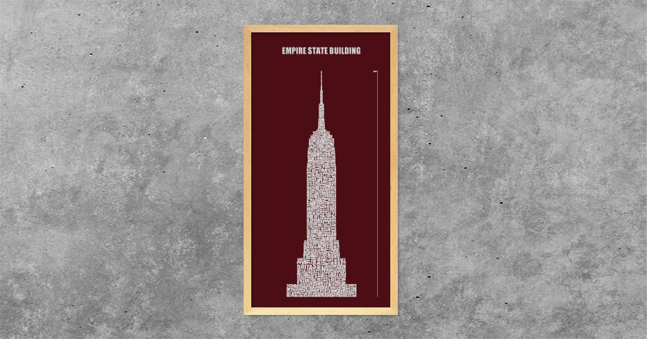 Grafik Empire State Building