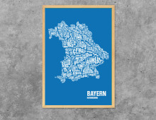 Naturräume Bayern