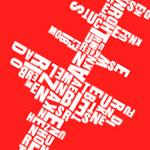 Buchstabengrafik Fernmeldeturm Bremen Detail